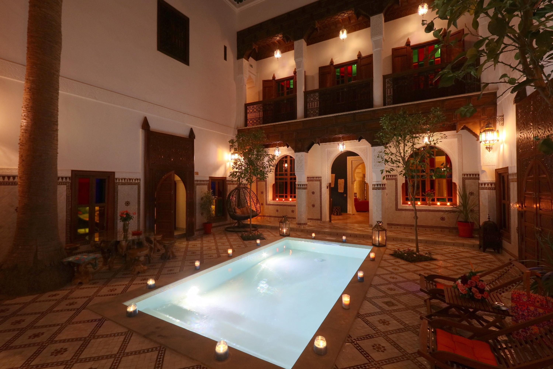 Luxury riad in marrakech riad ysalis is your luxury riad for Luxury riad in marrakech